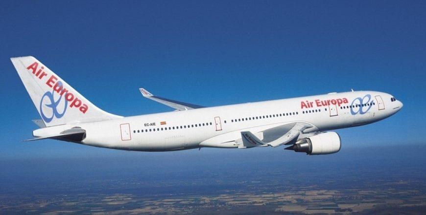 Air Europa: Main Partner BLA 2018