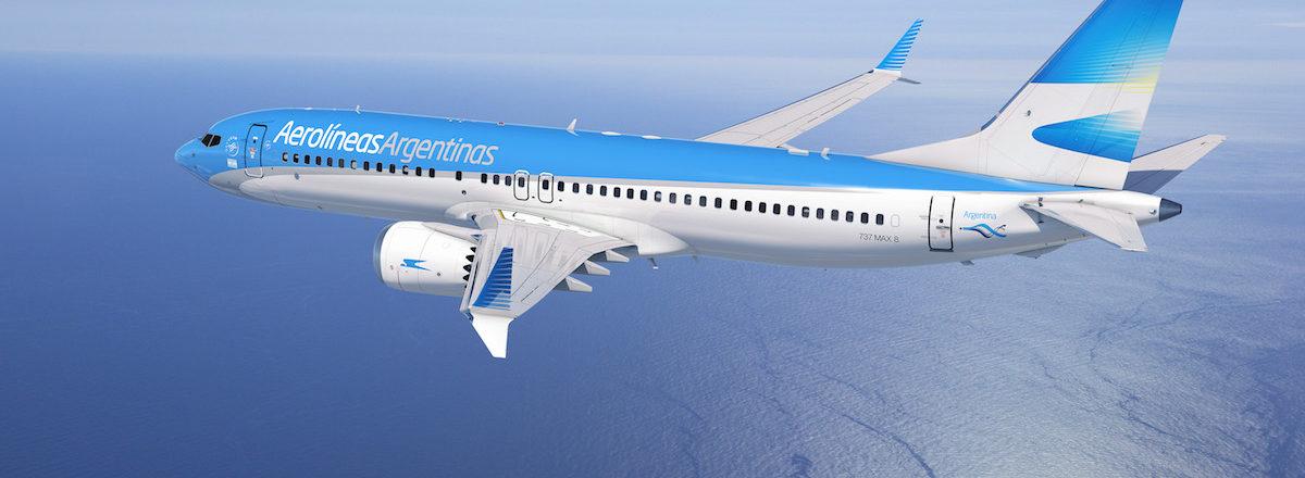 Aerolineas Argentinas: Main Partner BLA 2018