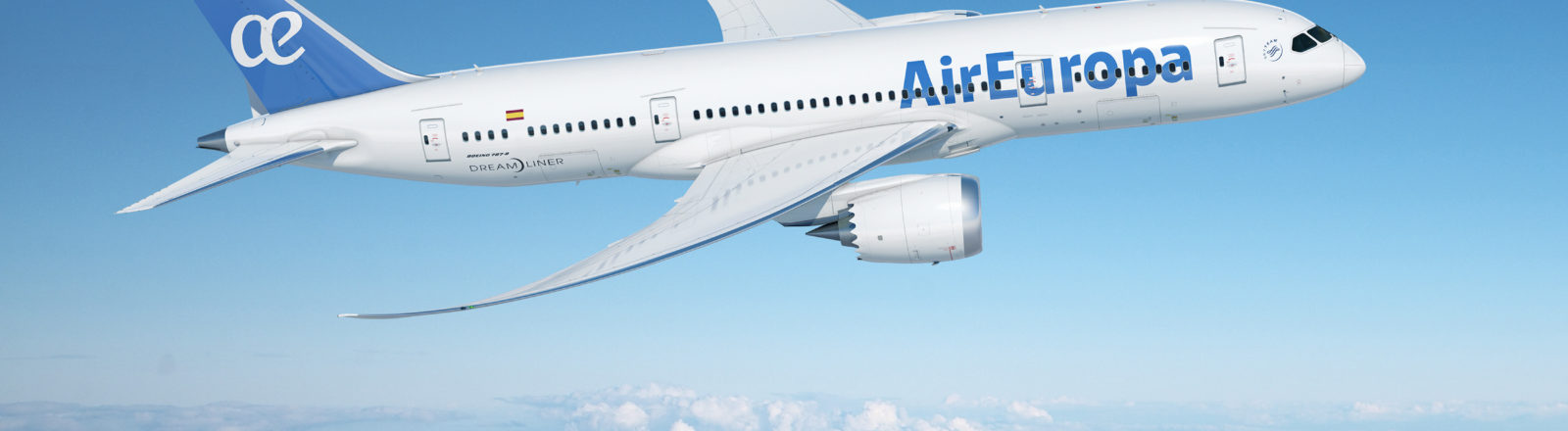 Air Europa: Main Partner BLA 2019