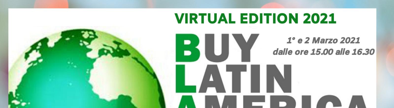 Ti aspettiamo al BLA Virtual Edition 2021